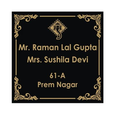 desk name plate designs best 25 name plates ideas on names for