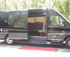 Small Limo by Sprinter Limo Limousine Richomnd Car Service