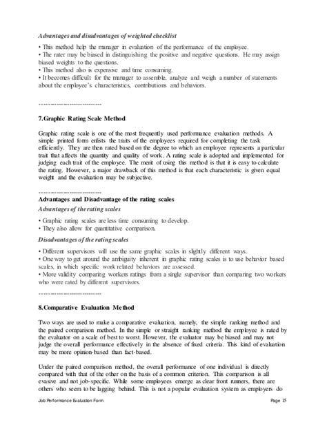 Appraisal Letter For Software Developers Administrative Assistant Performance Appraisal