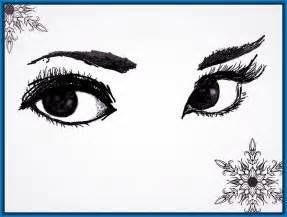 imagenes ojos bonitos dibujar archivos dibujos faciles hacer