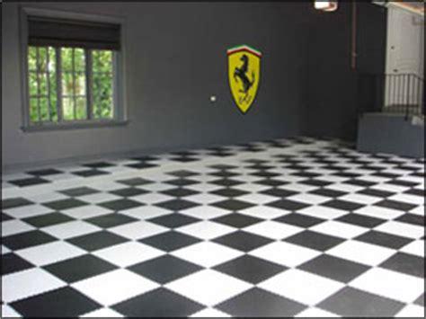 pvc garage floor tiles  car cover shop