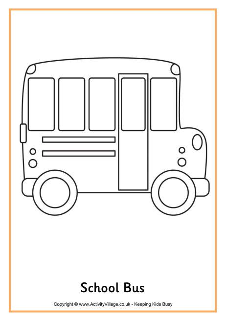 bus coloring page pdf 301 moved permanently