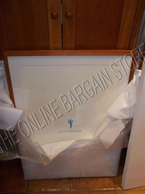 20x30 Picture Frame On Wall by Pottery Barn 20x30 Wall Honey Gallery Wood Picture