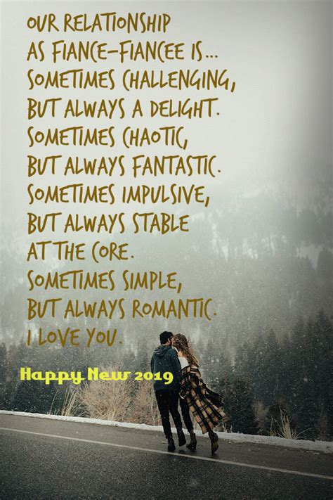 new year wishes to fiance new year wishes for fiance and fiancee