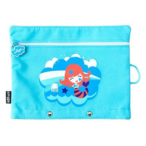 dreams a5 canvas pencil from smiggle mermaid wrap
