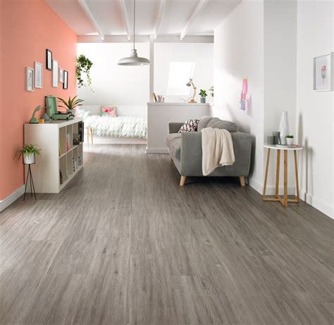 Best Floor Ls For Bedroom by Karndean Looselay Grey Oak Llp308 Vinyl Flooring