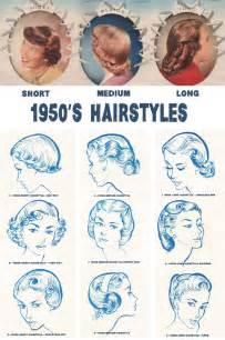 how to recreate 1950s hairstyles how to do 1950s hairstyles for long hair long hairstyles