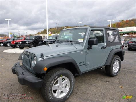 anvil jeep 2015 jeep wrangler sport 4x4 in anvil 551896 all