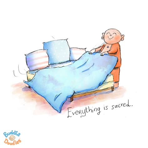 why you should make your bed today s buddha doodle why you should make your bed huffpost