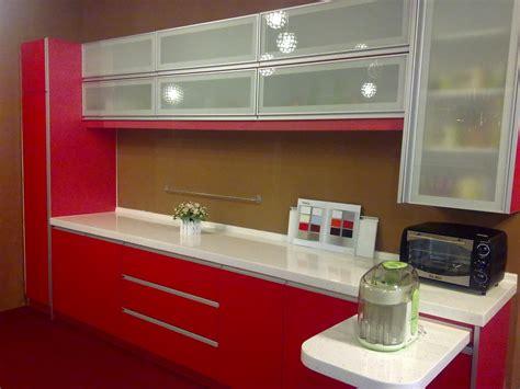 harga kabinet dapur aluminium desainrumahidcom