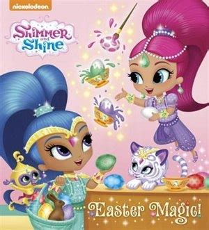 Shimmer And Shine My Puzzle Book easter magic shimmer and shine book by random house board book chapters indigo ca