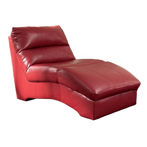 ashley furniture chaise lounge chair signature design by ashley 9270 durablend 174 chaise atg stores