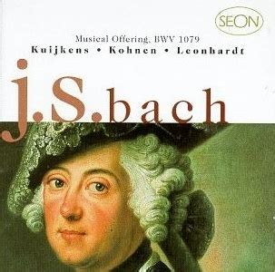 bach musikalisches opfer the musical offering l bach s musical offering