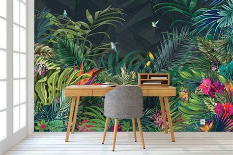 Tapisserie Design by Papier Peint Design Moderne Et Original Izoa