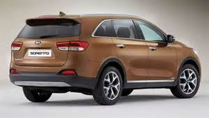 Price On Kia Sorento New 2017 Kia Sorento Models And Redesign 2017 2018