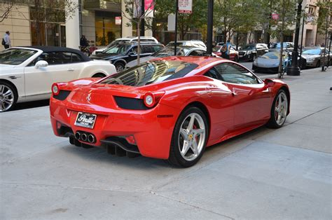 electronic stability control 2011 ferrari 458 italia user handbook 2011 ferrari 458 italia stock gc1729aa for sale near chicago il il ferrari dealer