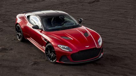 2019 Aston Dbs 2019 aston martin dbs superleggera top speed