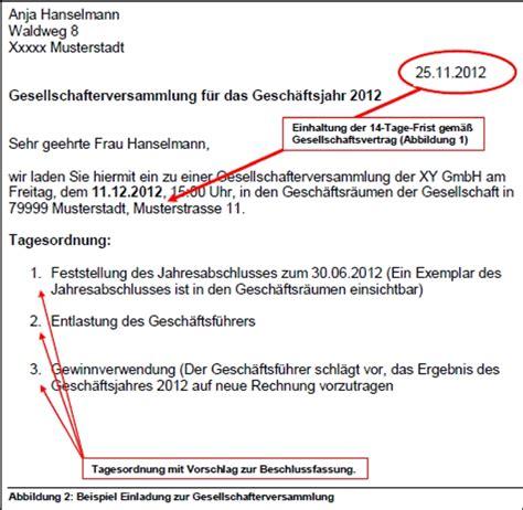 Muster Einladung Gesellschafterversammlung Kostenlos einladung gesellschafterversammlung sofiatraffic info