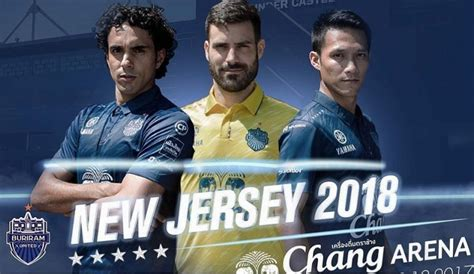 Jersey Buriram Away 2018 buriram united 2018 warrix home and away kits football fashion org