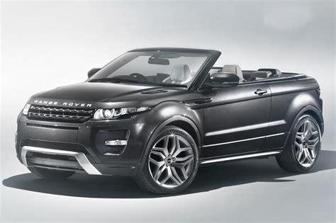 evoque land rover land rover evoque cabriolet concept