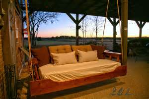 bed swings r r recycled and reclaimed swing bed four oak designs