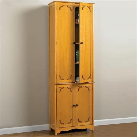 Backyard Accessories by Tall Pantry Cabinet New Extra The Decoras Jchansdesigns