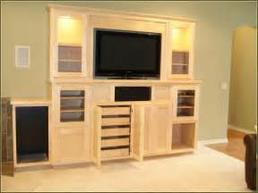 Tv Cabinet With Doors For Flat Screen Flat Screen Tv Cabinet With Sliding Doors Home Design Ideas
