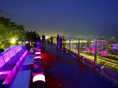 Top Rooftop Bars Singapore by Singapore Grand Prix Best Rooftop Bars And