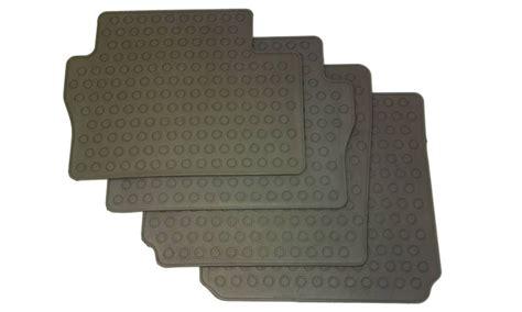 vauxhall tailored zafira b genuine rubber car floor mats set 4 gm 93199239 ebay