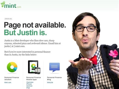 best 404 page the 28 best error pages on the