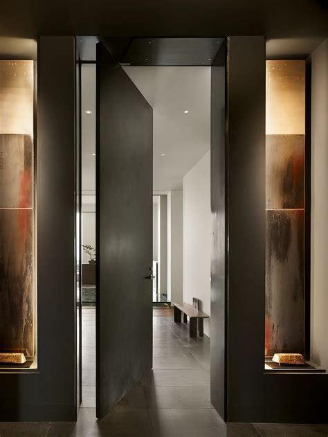 penthouse  verner architects interior pinterest