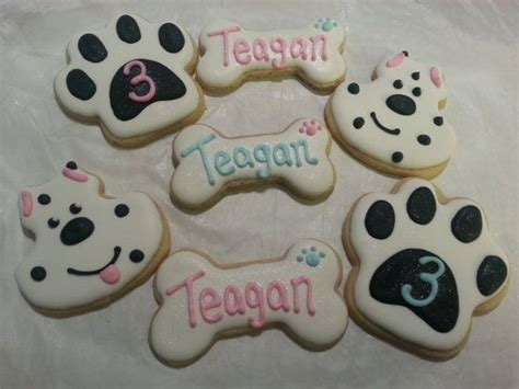 puppy cookies puppy themed sugar cookies