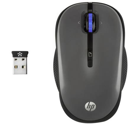 Optical Mouse Hp buy hp x3300 wireless optical mouse grey free delivery currys