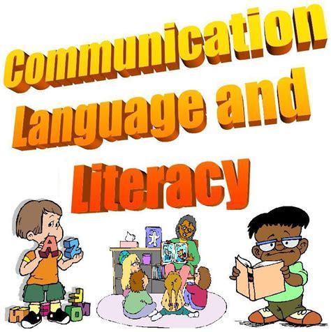 Communication, Language and Literacy