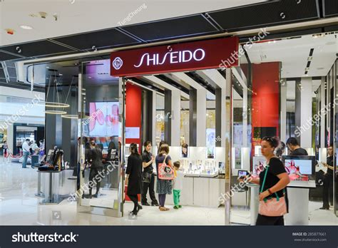 Shiseido Shoo hong kong may 3 2015 shiseido shop in hong kong