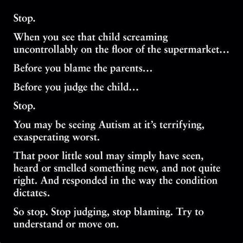 how do you stop a child with aspergers from stealing autism quotes when being autistic matters to life