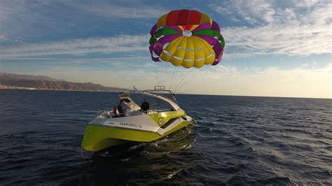 parasailing boat parasailing boat diving boat party boat all in one
