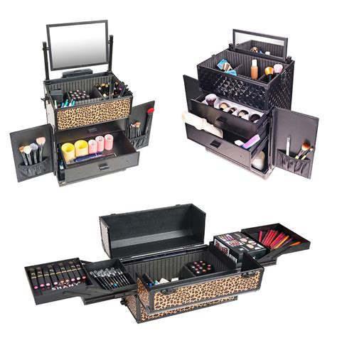 Harga Lt Pro Pallete Professional Make Up shany rebel series pro makeup artists rolling