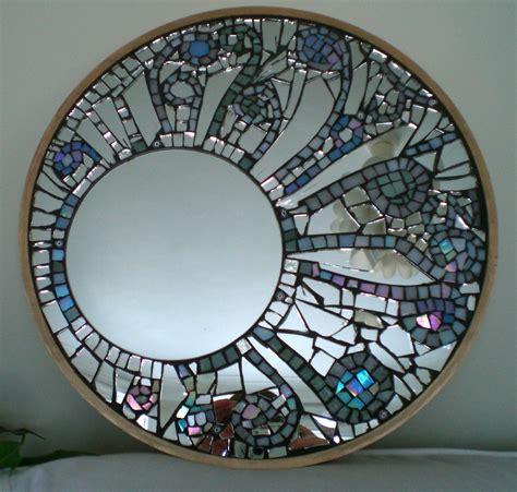 Bathroom Mirror Ideas On Wall by Mirror Mosaic Kawportfolio