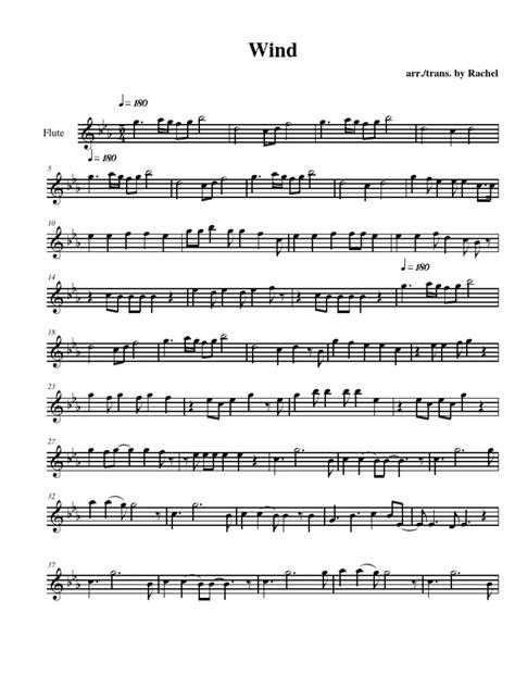 Naruto - Wind ~Flute~