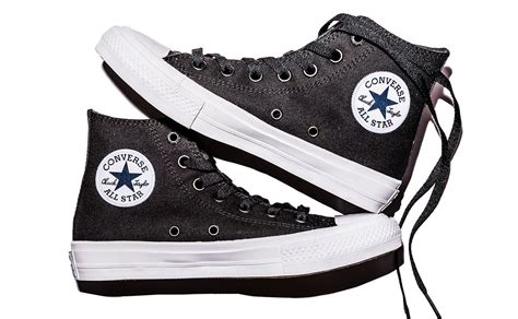 New Converse converse unveils new chuck design in 98 years