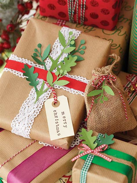 exciting ways to wrap gifts this christmas