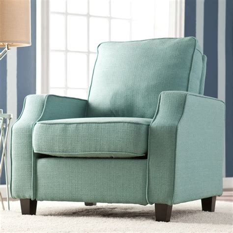 overstock armchairs upton home corey turquoise upholstered arm chair