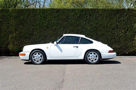 porsche 964 white porsche 964 carrera 4 911 youngtimer