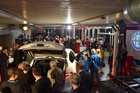 schloss garage alfa romeo stelvio enth 252 llung in der schloss garage