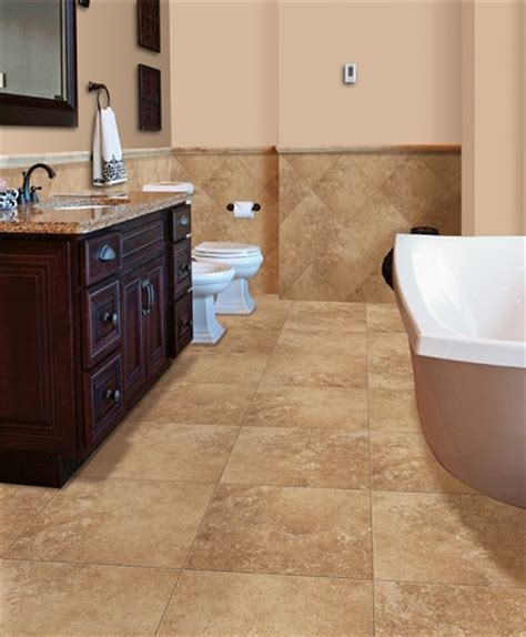 How Do Heated Floors Work by Six Ways To Warm Up A Chilly Winter Bathroom