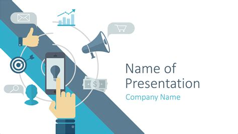 Why White Space Is The Secret To A Great Slide Design Digital Powerpoint Template