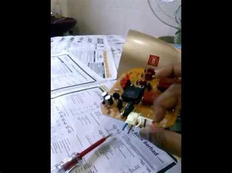 capacitor kipas siling kdk fan
