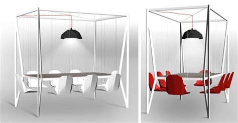 swing set table dynamic dinner table features fun swing set style seating