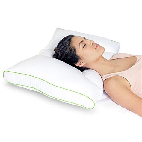 Pillow Position by Sleep Dual Position Neck Pillow Improved Design